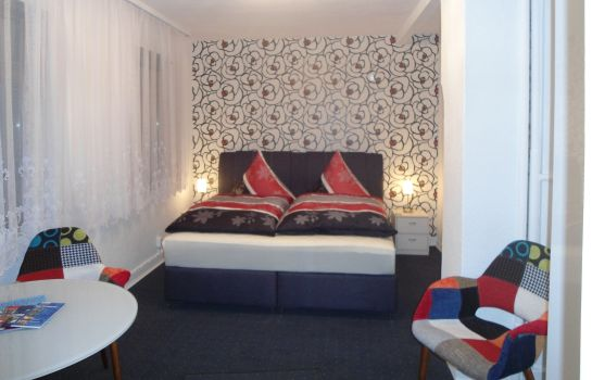Double room (standard) Blume Hotel-Pension