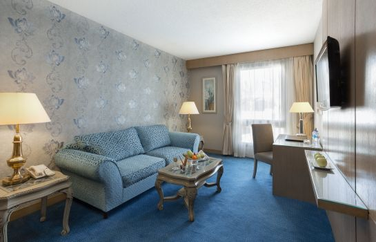 Junior Suite Le Passage Heliopolis Hotel and Casino