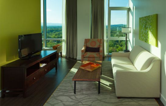 Suite Hotel Indigo ASHEVILLE DOWNTOWN