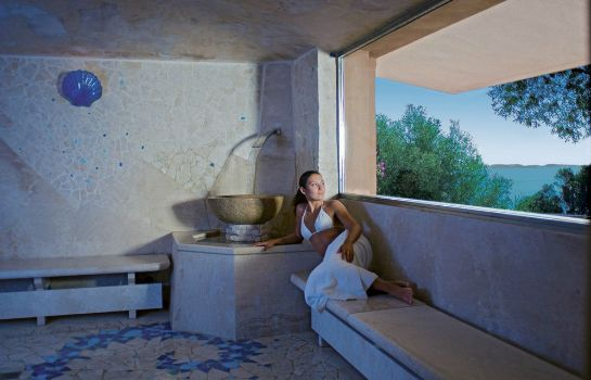 Dampfbad Hotel Capo d'Orso Thalasso & Spa