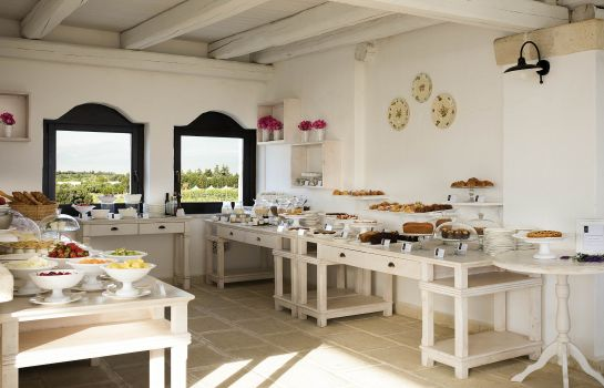Restaurant Borgobianco Resort & Spa Polignano - MGallery