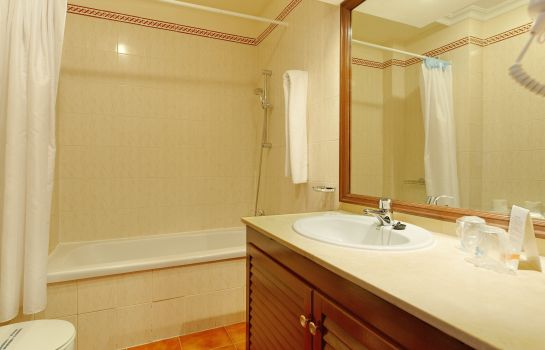 Bagno in camera Muthu Royal Park Albatros