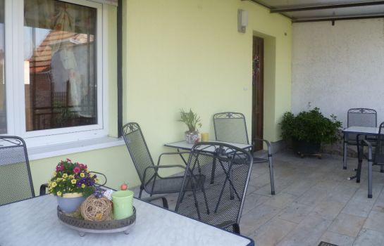 Terrasse Germania Pension