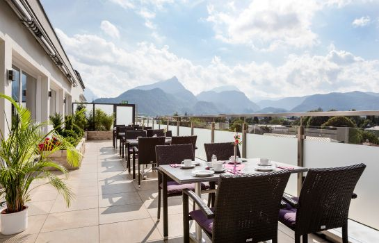 Taras AVALON Hotel Bad Reichenhall