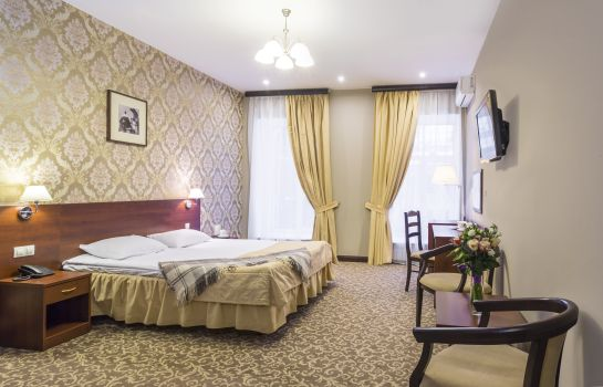 Double room (superior) M-Hotel