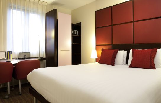 Habitación doble (confort) ibis Styles London Southwark Rose