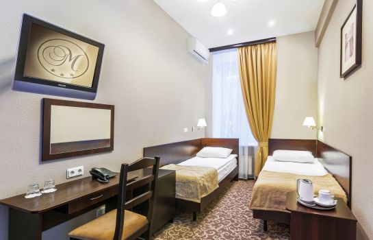 Chambre double (standard) M-Hotel