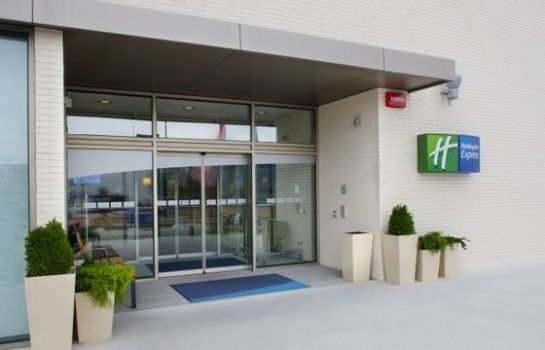 Vista exterior Holiday Inn Express VITORIA
