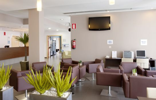 Bar del hotel Holiday Inn Express VITORIA