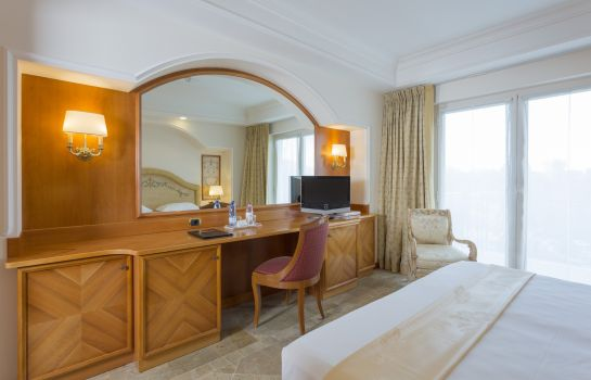 Chambre double (confort) Ashley Hotel
