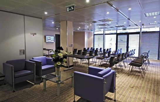 Sala de reuniones ibis Styles London Southwark - near Borough Market