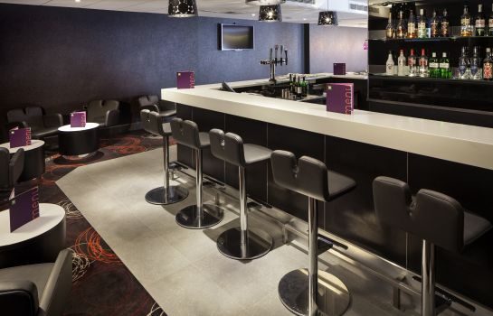 Hotel bar ibis Styles London Southwark Rose