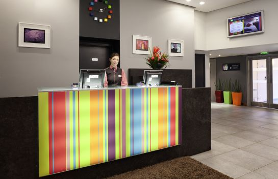 Reception ibis Styles London Southwark Rose
