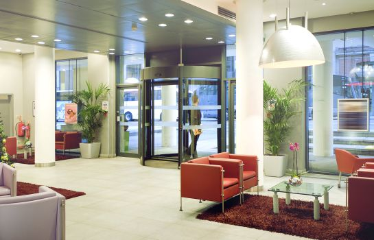 Lobby ibis Styles London Southwark Rose