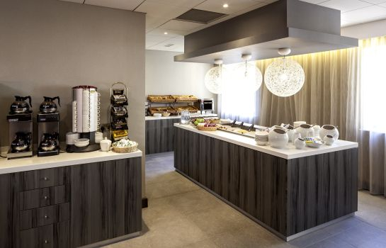 Buffet prima colazione ibis Styles London Southwark - near Borough Market