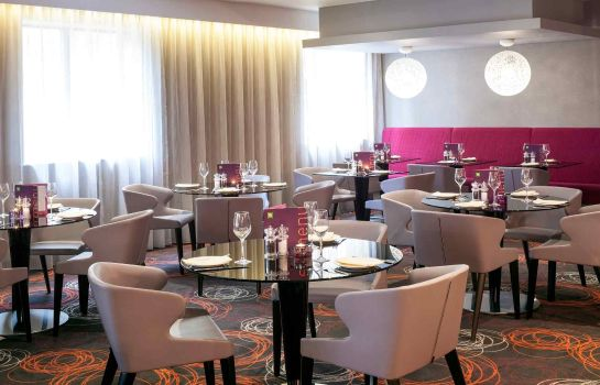 Restaurante ibis Styles London Southwark Rose