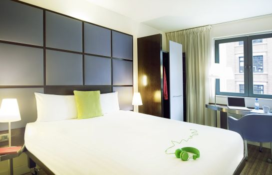 Single room (standard) ibis Styles London Southwark Rose