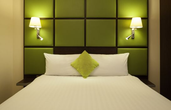 Single room (superior) ibis Styles London Southwark Rose