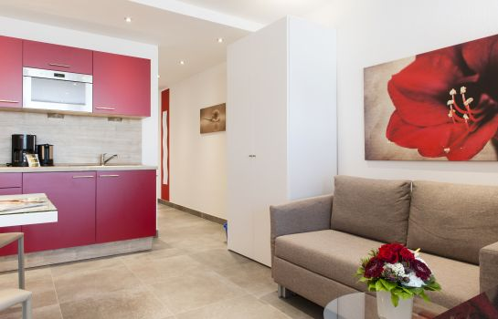 Junior Suite Appartements am Kleeblatt