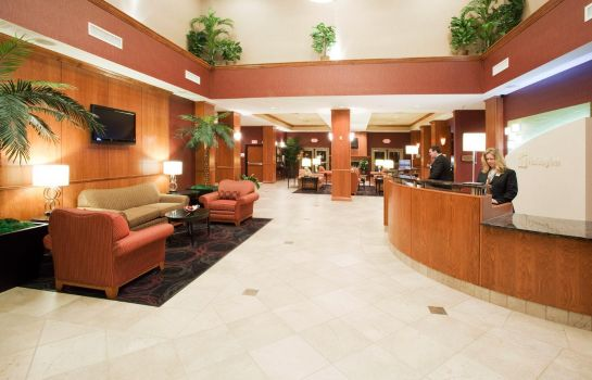Hotelhalle Holiday Inn & Suites GRAND JUNCTION-AIRPORT