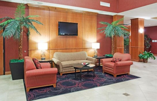 Hotelhalle Holiday Inn Hotel & Suites GRAND JUNCTION-AIRPORT