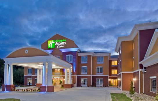 Buitenaanzicht Holiday Inn Express & Suites KANSAS CITY SPORT COMPLEX AREA