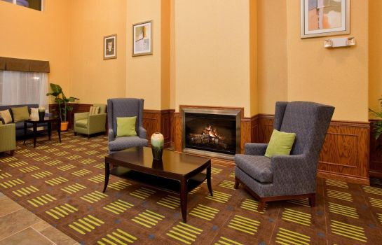 Hotelhal Holiday Inn Express & Suites KANSAS CITY SPORT COMPLEX AREA