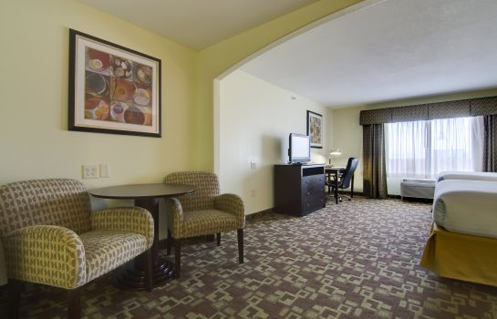 Suite Holiday Inn Express & Suites KANSAS CITY SPORT COMPLEX AREA