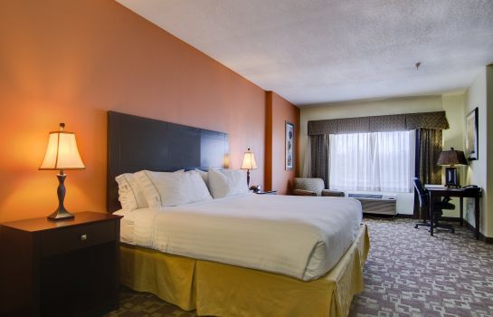 Kamers Holiday Inn Express & Suites KANSAS CITY SPORT COMPLEX AREA