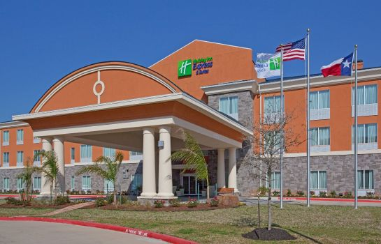 Außenansicht Holiday Inn Express & Suites CLUTE - LAKE JACKSON