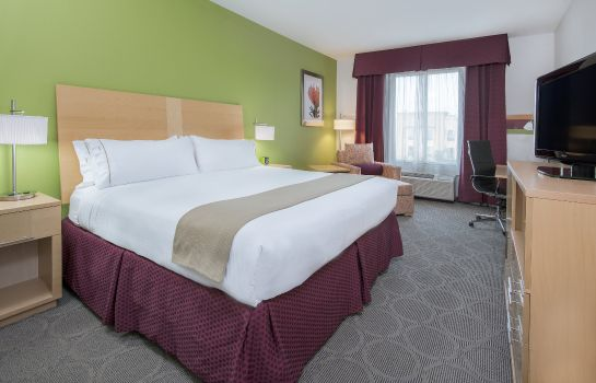 Kamers Holiday Inn Express & Suites CLUTE - LAKE JACKSON
