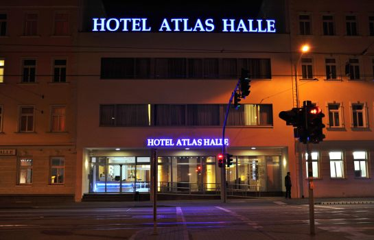 Exterior view Atlas Halle