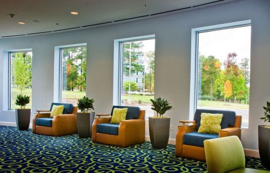 Lobby Hotel Indigo RALEIGH DURHAM AIRPORT AT RTP