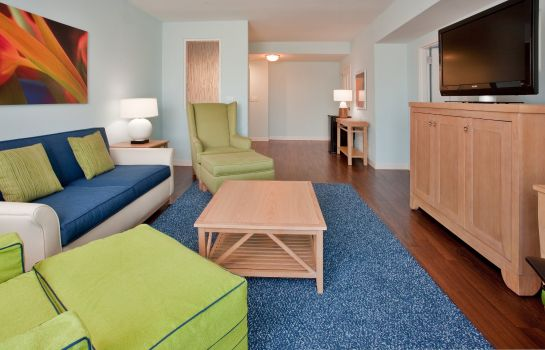 Suite Hotel Indigo RALEIGH DURHAM AIRPORT AT RTP