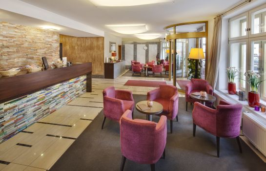 Hotelhal Hotel Clement