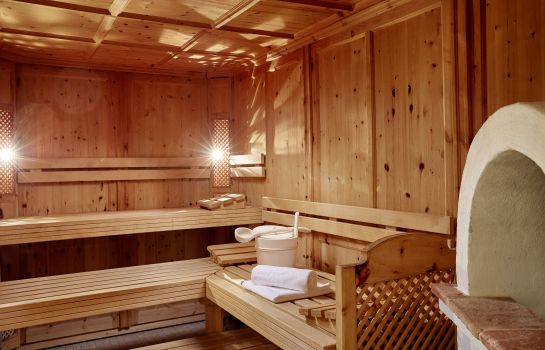 Sauna Family Wellnesshotel Tirolerhof