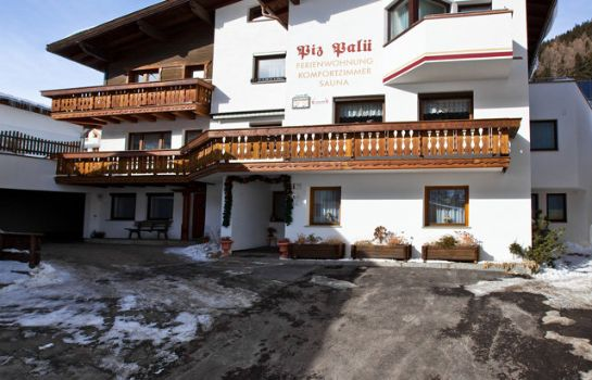 Info Piz Palü Pension