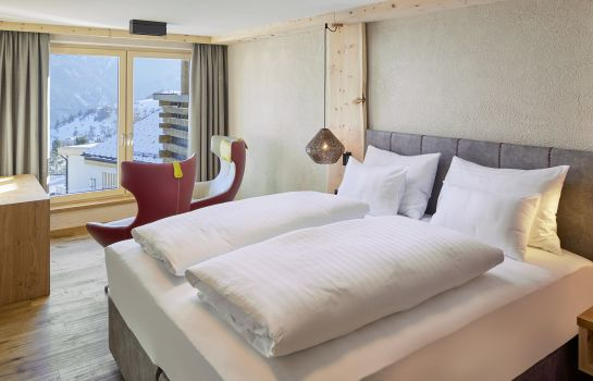 Chambre double (confort) Tirol