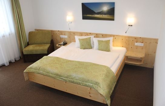 Double room (superior) Privathotel Garni OLYMPIA