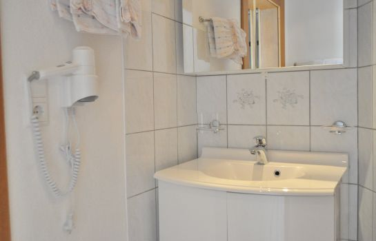 Badezimmer Hackl Pension