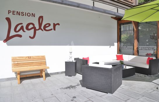 Terrasse Lagler Pension