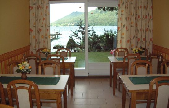 Breakfast room Pension Haus am See