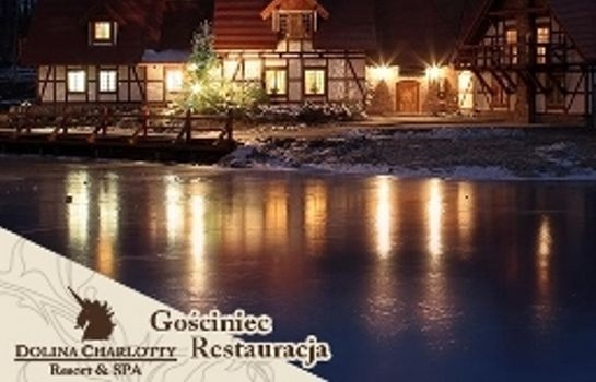 Omgeving Dolina Charlotty Resort & SPA