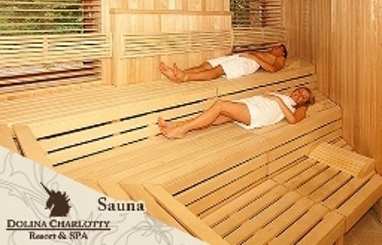 Sauna Dolina Charlotty Resort & SPA