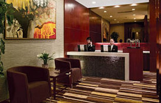 Hall Shandong Tianfa Shunhe Business Hotel