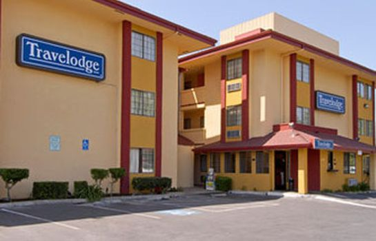 Vista esterna TRAVELODGE SACRAMENTO RANCHO C
