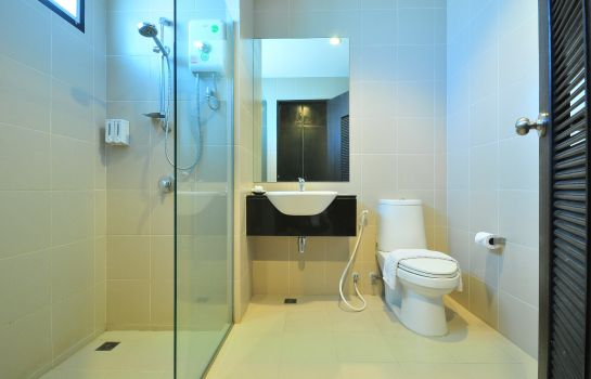 Bathroom BS Residence Suvarnabhumi