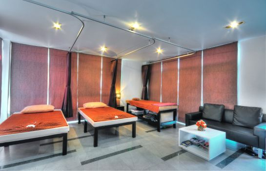 Massage room BS Residence Suvarnabhumi