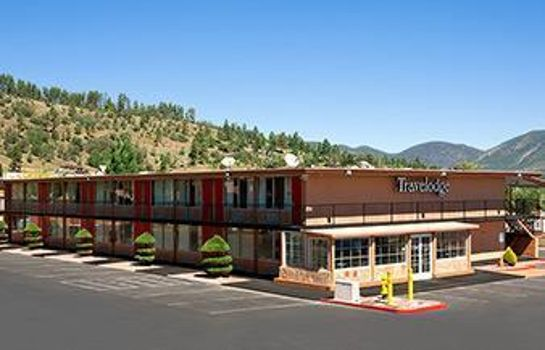 Exterior view TRAVELODGE FLAGSTAFF UNIVERSIT