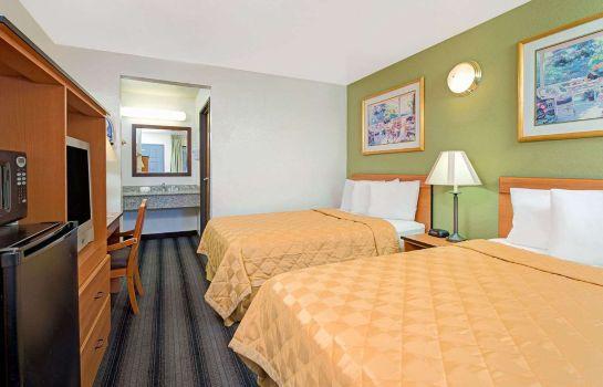Pokój TRAVELODGE SACRAMENTO RANCHO C